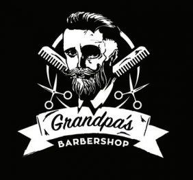 Grandpa's barber shop